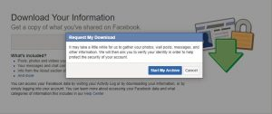 How to Download All Your Facebook Photos At Once